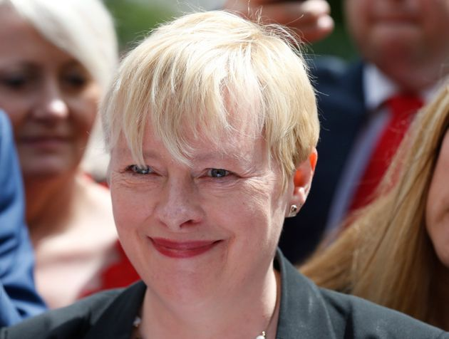 Labour MP Angela Eagle has shown her support for the amendment to the