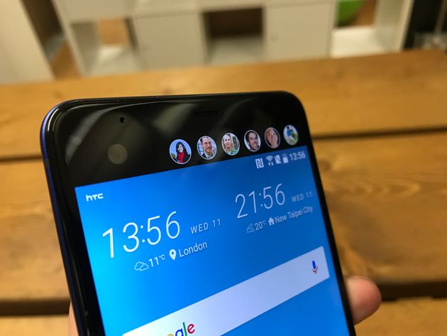 HTC U Ultra And U Play Will Use 'AI' To Organise Your