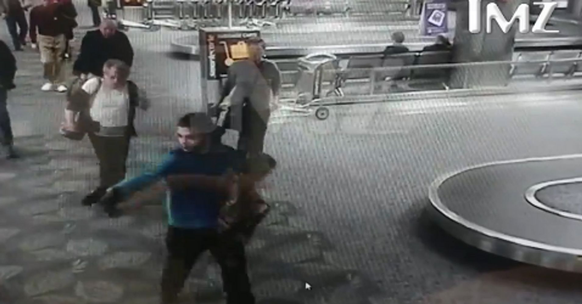 New Zealand Shooting Video Leak Image: Deputy Suspended Over Leaked Airport Shooting Video