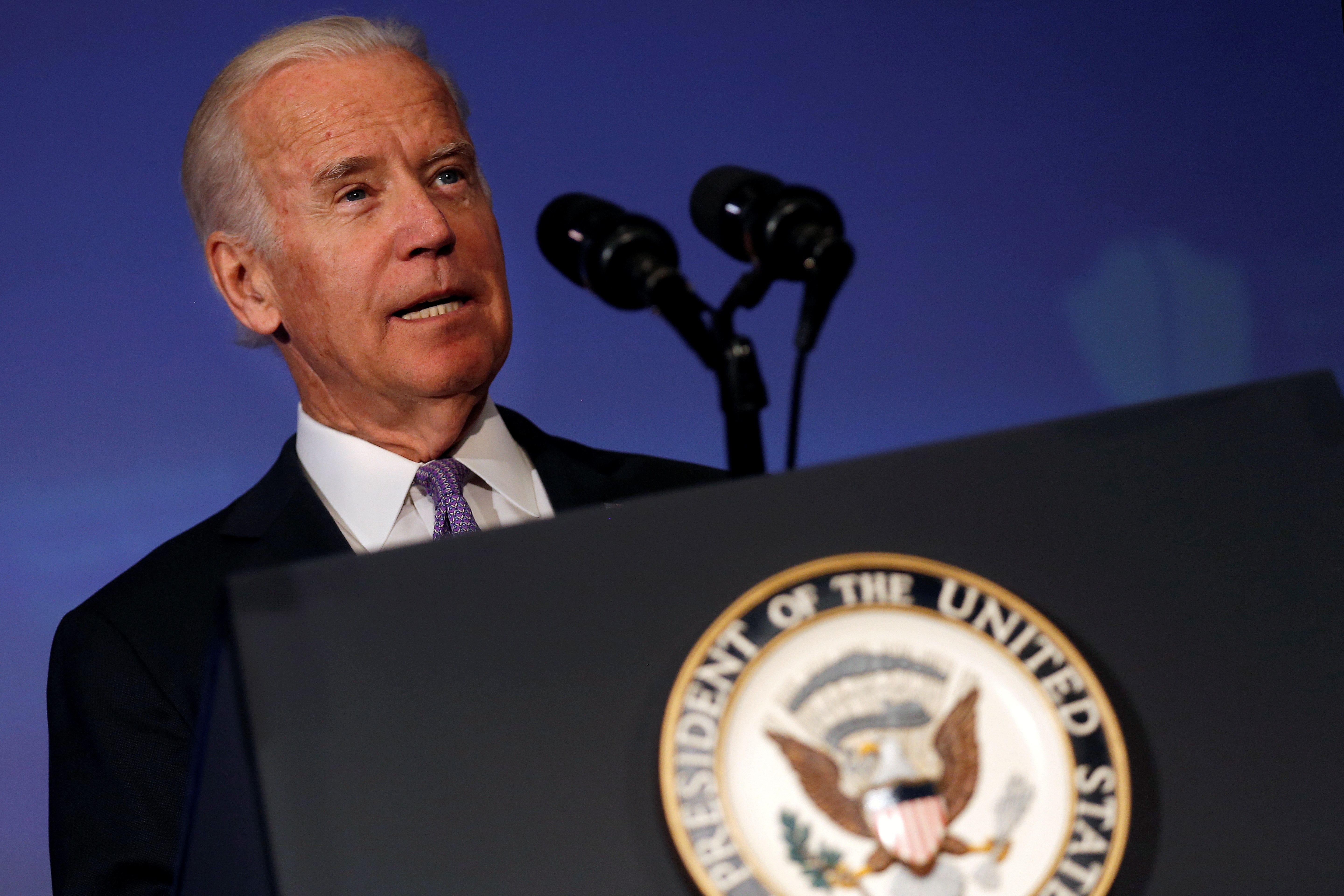 Vice President Joe Biden has been a leader in the fight against violence against