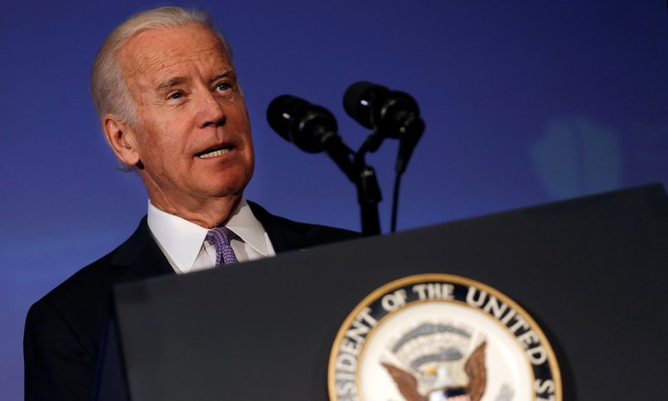 Vice President Joe Biden has been a leader in the fight against violence against women.
