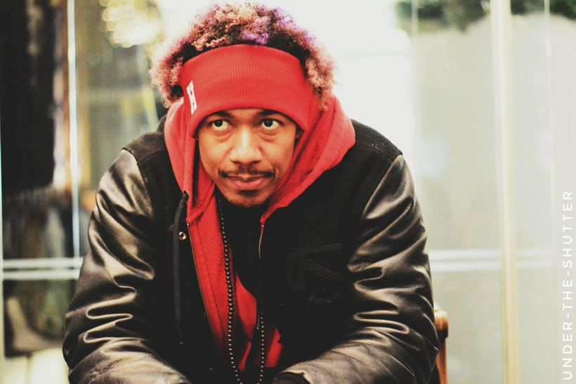 Nick Cannon had nothing but wonderful things to say about Swag.
