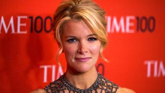 Honoree and journalist Megyn Kelly arrives at the Time 100 gala celebrating the magazine's naming of the 100 most influential people in the world for the past year in New York April 29, 2014. REUTERS/Lucas Jackson (UNITED STATES - Tags: ENTERTAINMENT MEDIA)
