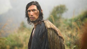 Adam Driver plays Father Garupe Rodrigues in the film SILENCE by Paramount Pictures, SharpSword Films, and AI Films
