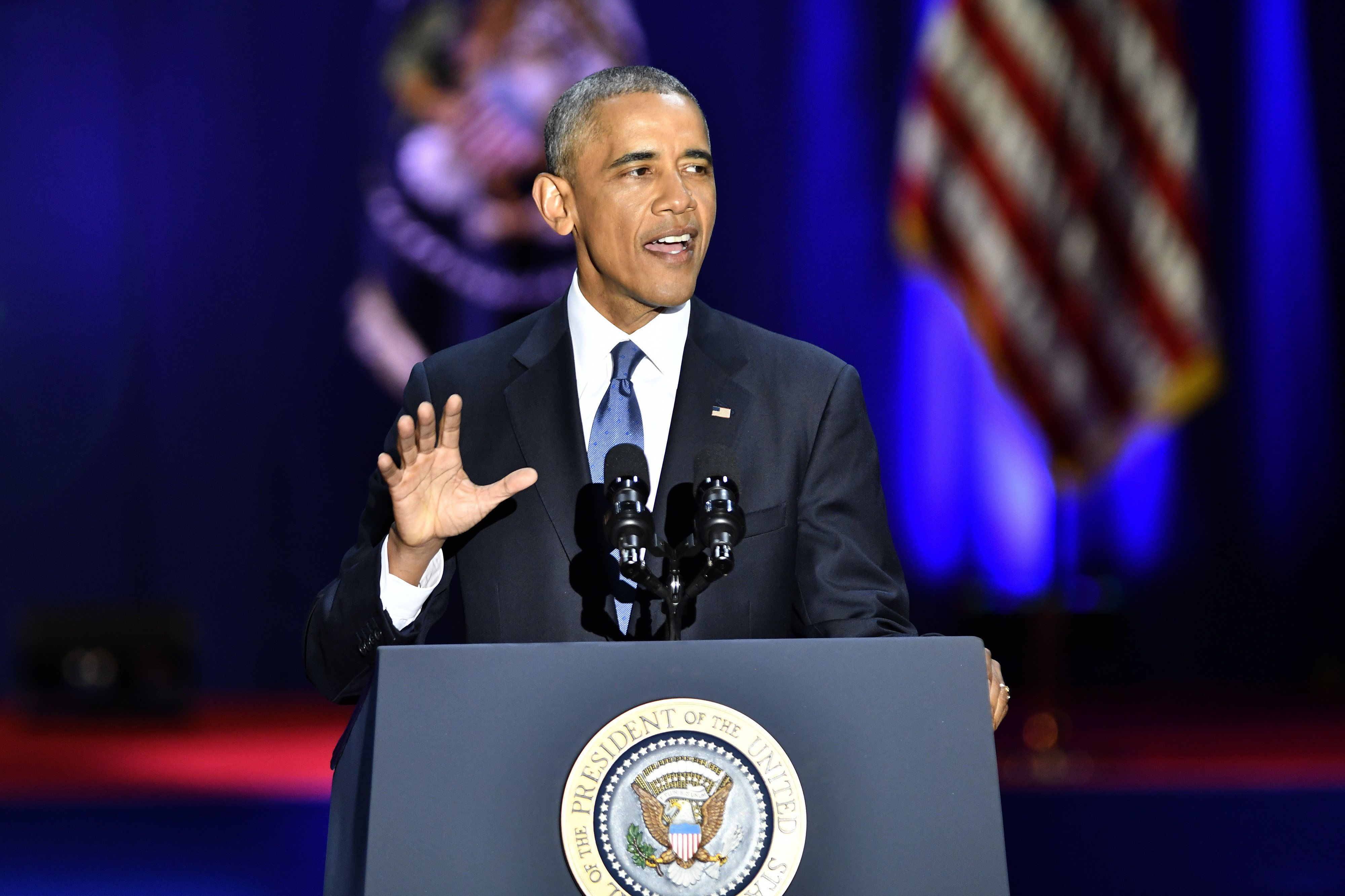 President Barack Obama announcedchanges to U.S. policy toward Cuban migrants Thursday.