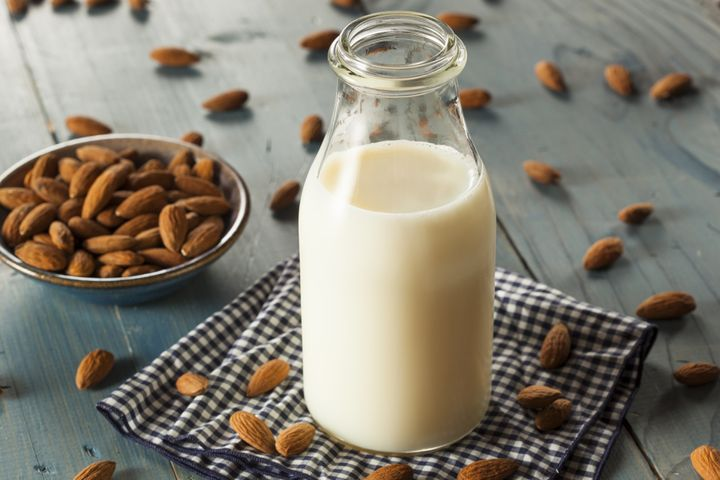 Would almond milk by any other name taste as sweet?
