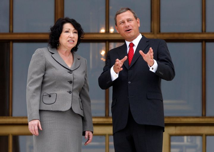 "Sonia Sotomayor, Obama's first pick for the Supreme Court, is often called ""the people's justice."""