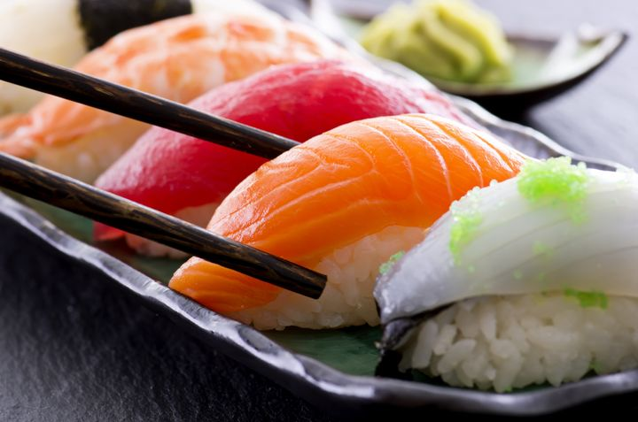 Study finds 47 percent of fish served at los angeles sushi for Best fish for sushi