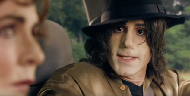 Joseph Fiennes plays Michael Jackson in the controversial 'parody