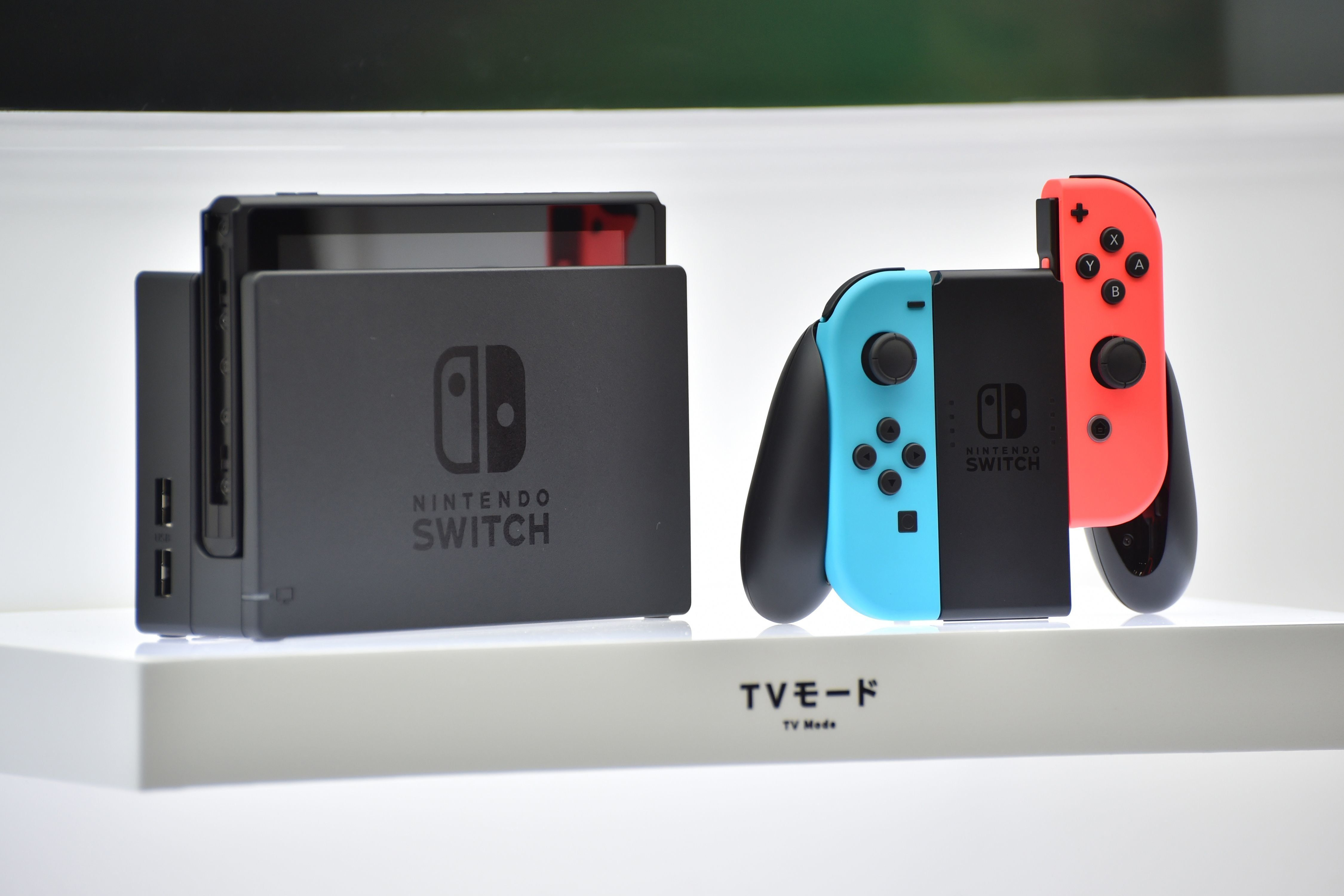 Nintendo Switch: Here's Literally Everything You Need To