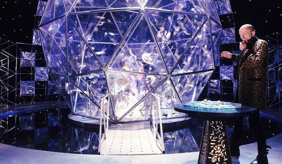 'Crystal Maze' Full Series Confirmed, With Brand New Maze