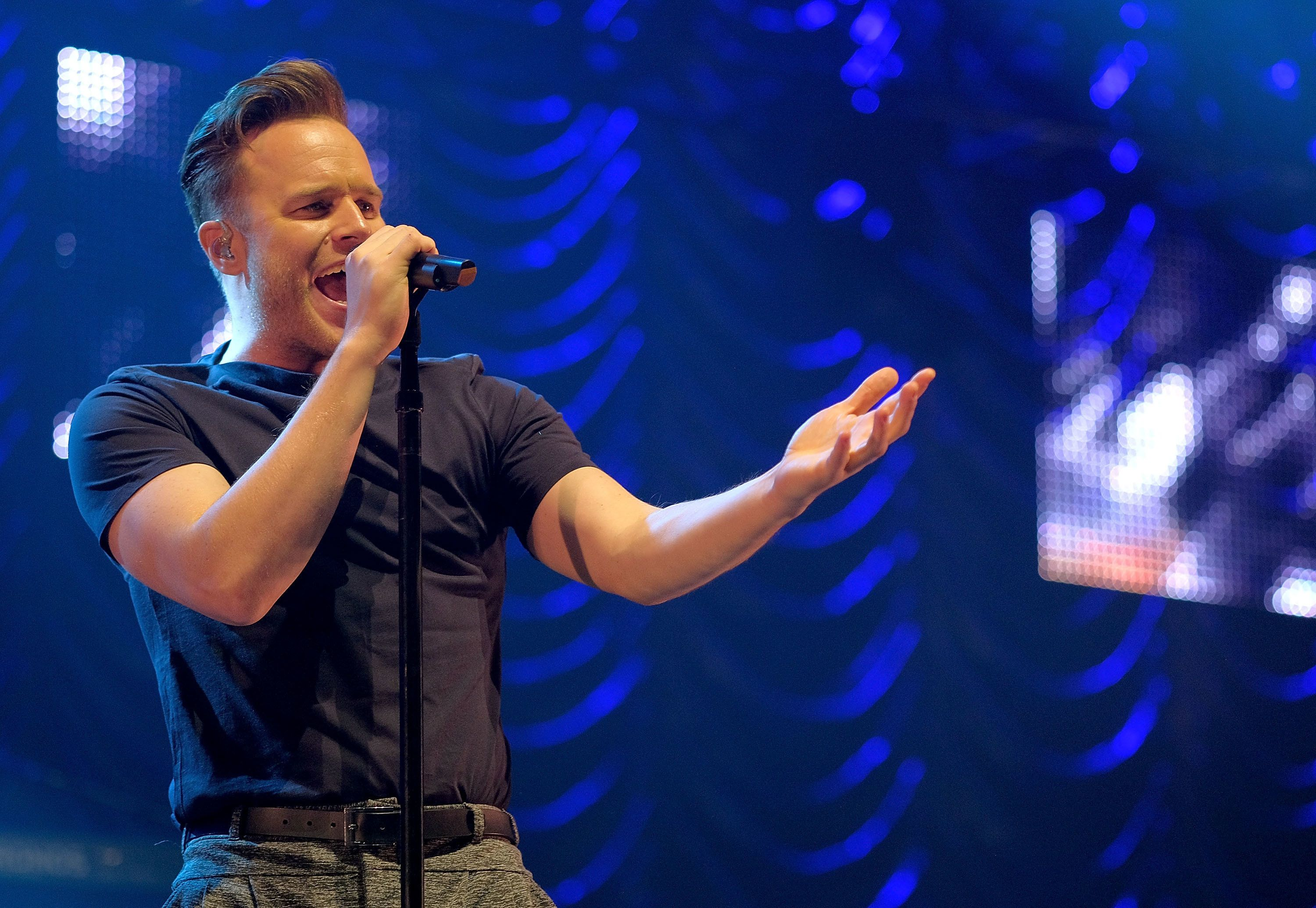 Olly Murs 'Pulls Out Of Brits Party Performance' After