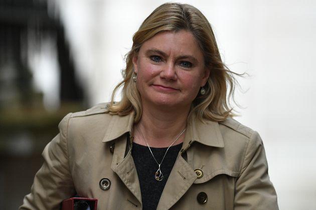 Education Secretary Justine