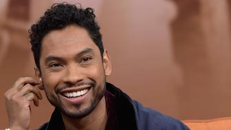 MIAMI, FL - JANUARY 11:  Miguel Jontel Pimentel on the set of Univision's 'Despierta America'  to promote the movie LIVE BY NIGHT on January 11, 2017 in Miami, Florida.  (Photo by Gustavo Caballero/Getty Images)
