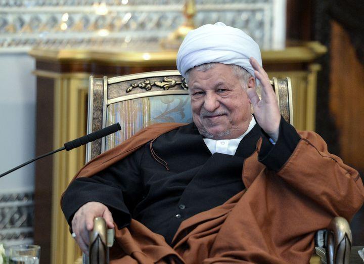Former Iranian President Rafsanjanipassed away on Sunday.