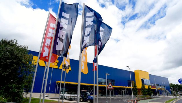 Ikea has issued a rare attack on government policy over renewable