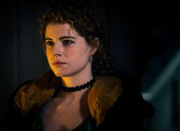 'Taboo' Star Jessie Buckley Reveals Why She 'Shakes Like A Goat On Red Carpets'