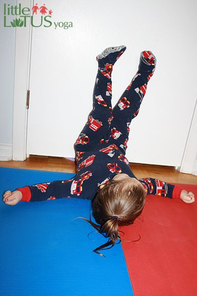 <p>Legs Up The Wall</p>