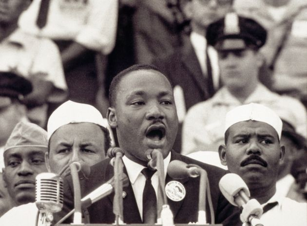 a personal opinion on the speech of martin luther king jr
