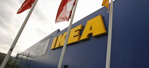 Ikea Has Some Very Surprising Uses For Its Recycled Material