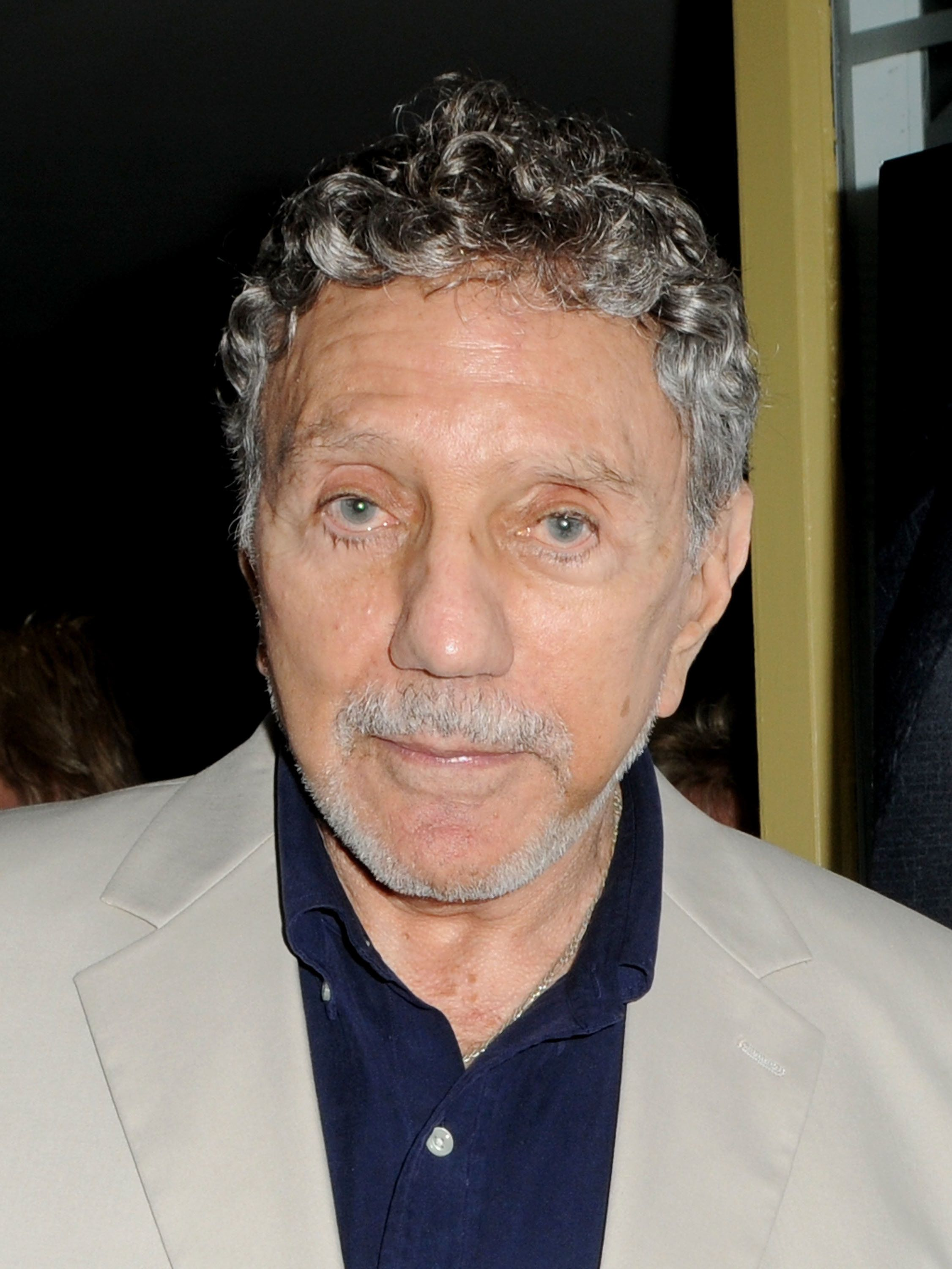 "William Peter Blatty attends the special screening of ""The Exorcist Extended Director's Cut"" at Il Gattopardo on Sept. 2"
