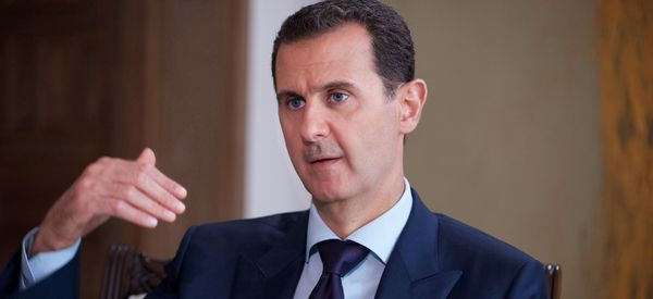 Investigators Link Assad To Syrian Chemical Attacks