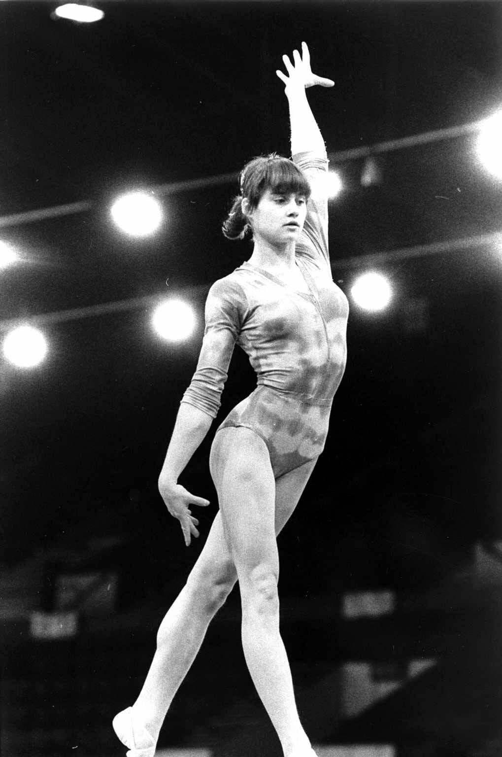 Opinion nadia comaneci young and hot