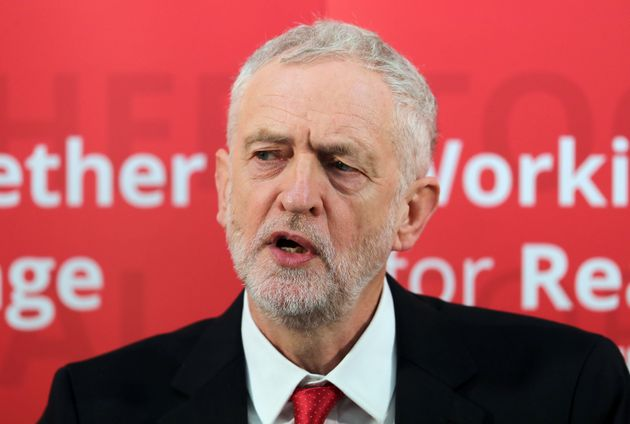 Jeremy Corbyn Attacks The Tories For Taking NHS Into 'Danger
