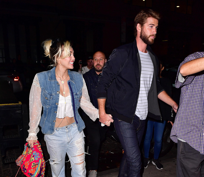 Miley Cyrus' Birthday Message To Liam Hemsworth Proves Love Isn't