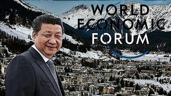 Xi Jinping will be attending the World Economic Forum in Davos