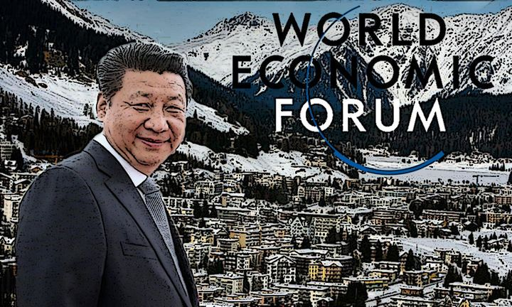 Xi Jinping will be the first Chinese president to attend the summit in Davos.