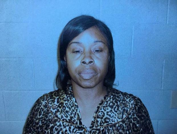 Suspect Gloria Williams, arrested in connection to the kidnapping of newborn baby Kamiya Mobley 18 years ago from a hospital