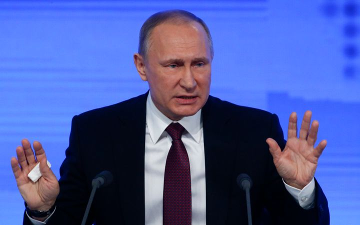It doesn't seem like American voters have many nice things to say about Russian President Vladimir Putin.
