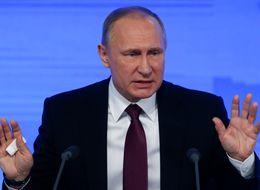 Vladimir Putin Is Really Unpopular Among Americans