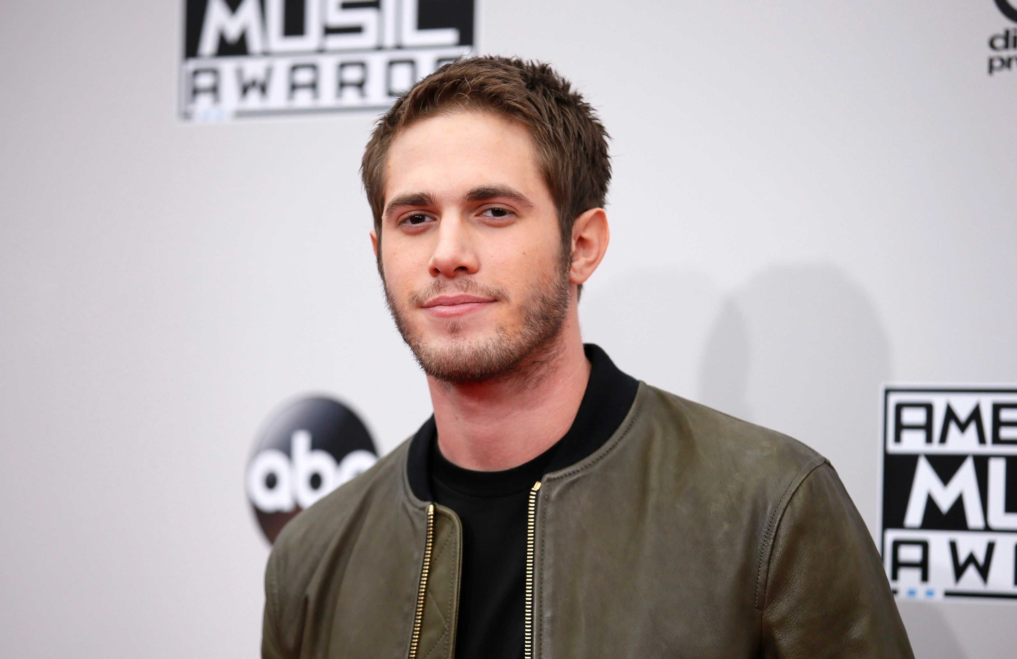 Actor Blake Jenner arrives at the 2016 American Music Awards in Los Angeles, California, U.S., November 20, 2016. REUTERS/Danny Moloshok