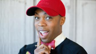NEW YORK, NY - NOVEMBER 08:  Actor Todrick Hall attends The Build Series to discuss 'Kinky Boots' at AOL HQ on November 8, 2016 in New York City.  (Photo by Mike Pont/WireImage)