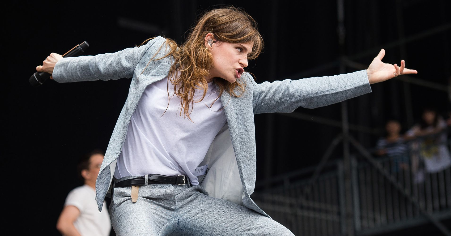 Christine And The Queens Powerful Liberated And