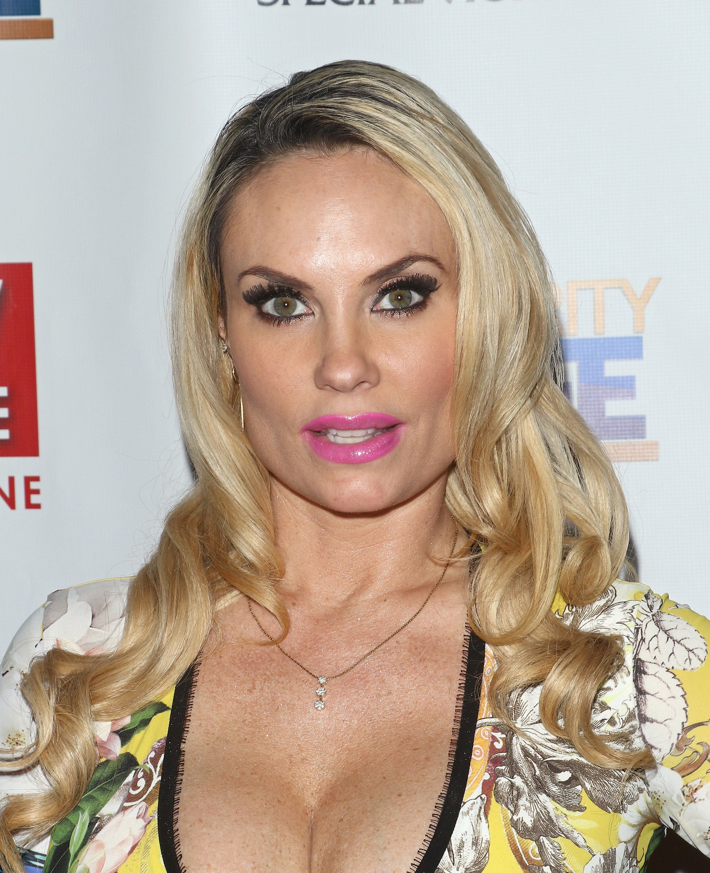 NEW YORK, NY - JANUARY 11:  Actress Coco Austin attends the TV Guide celebrates Mariska Hargitay at Gansevoort Park Avenue on January 11, 2017 in New York City.  (Photo by Jim Spellman/WireImage)