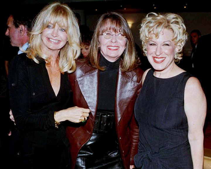 Cast Of 'The First Wives Club' Reuniting For New Netflix Film