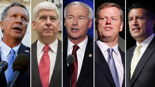 GOP Governors Privately Urging Congress To Reconsider Full Obamacare Repeal