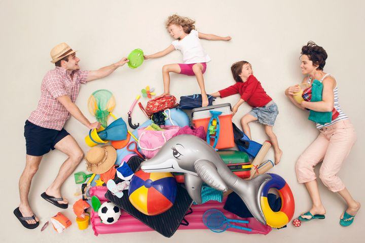 9 Essential Travel Hacks for Going on Vacation With Kids ...