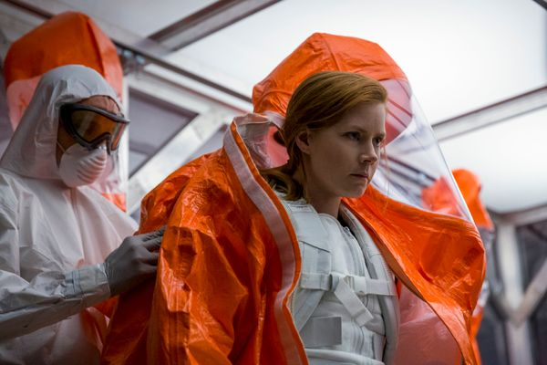 """Arrival"" has so much going for it. A cerebral sci-fi crowd-pleaser approaching an impressive $100 million intake at the"