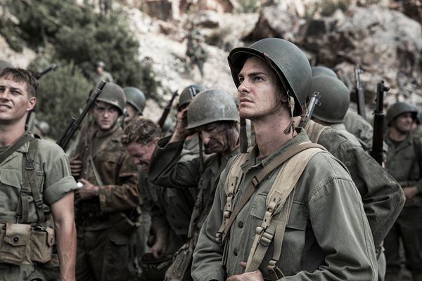 "Upon its November release, ""Hacksaw Ridge"" sent a grenade through awards season. Lionsgate launched a full-scale campaign, an"