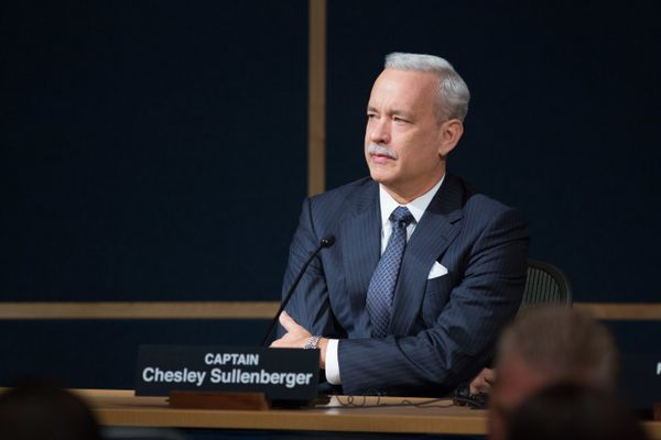 "Of course ""Sully"" is an Oscar contender. It's a biopic featuring a reliable Tom Hanks performance and competent Clint Eastwoo"