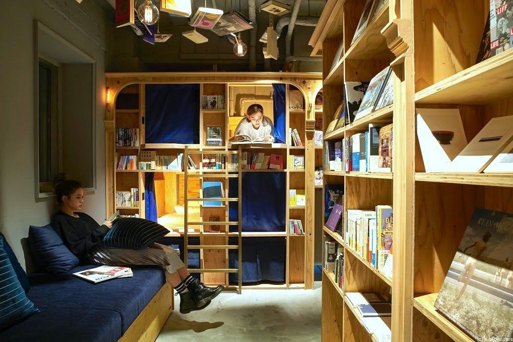 12 Incredible Hostels Every Traveler Should Visit In A
