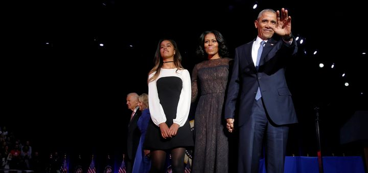 """The Obamas are ready to move out of 1600 Pennsylvania Ave., the president told""""60 Minutes."""""""