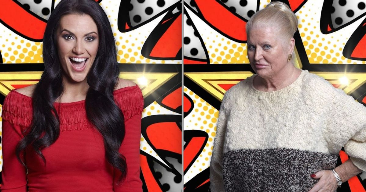 'Celebrity Big Brother': Kim Woodburn And The Apprentice's Jessica Cunningham Enter As New Housemates