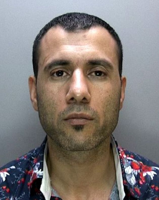 Piruz was previously jailed for six years for killing his tenant in the Netherlands in