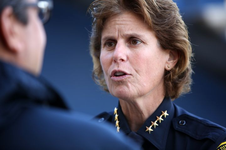 Police Chief Shelley Zimmerman has said repeatedly she would not make public footage captured from body cameras except in the