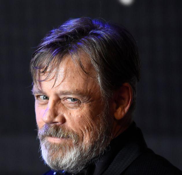 Luke Skywalker takes on the big guy